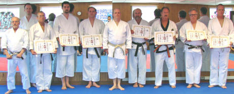 Martial Rank Promotions